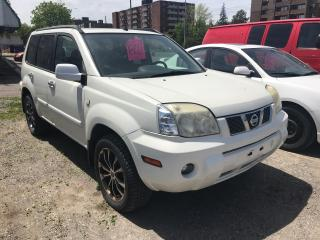 Used 2006 Nissan X-Trail SE for sale in Mississauga, ON