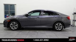 Used 2016 Honda Civic LX + GARANTIE 5/120 + BLUETOOTH ! for sale in Trois-Rivières, QC