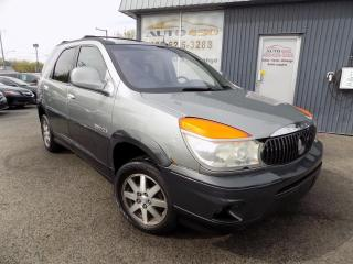 Used 2003 Buick Rendezvous ***CXL,CUIR,MAGS,BIEN EQUIPÉ*** for sale in Longueuil, QC