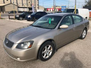 Used 2005 Nissan Altima 2.5 S for sale in Bradford, ON