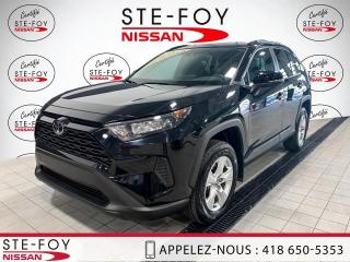 Used 2019 Toyota RAV4 LE TI for sale in Ste-Foy, QC