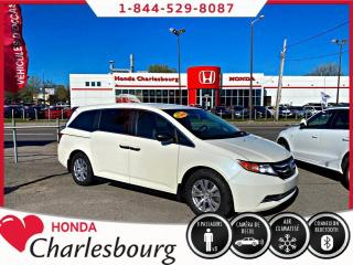 Used 2016 Honda Odyssey SE***8 PASSAGERS*** for sale in Charlesbourg, QC