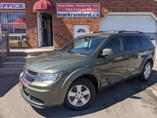 2016 Dodge Journey SE Plus 7 Passenger Touch Screen Back Up Cam