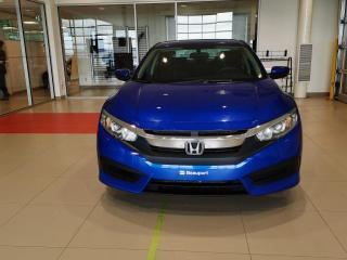 Used 2016 Honda Civic LX 4 portes CVT for sale in Beauport, QC