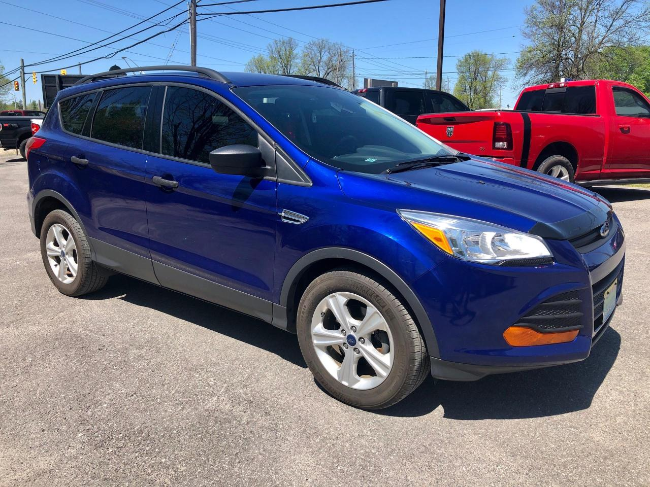2015 Ford Escape S with only 35500 km