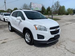 Used 2013 Chevrolet Trax LT for sale in Komoka, ON