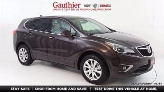 New 2020 Buick Envision Preferred for sale in Winnipeg, MB