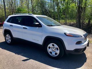 Used 2015 Jeep Cherokee Sport AWD only 59000 km for sale in Perth, ON