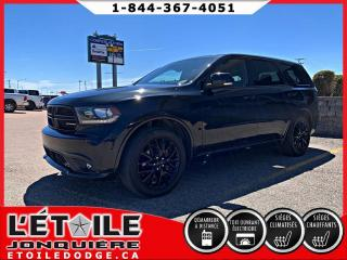 Used 2016 Dodge Durango Traction integrale R/T V8 for sale in Jonquière, QC