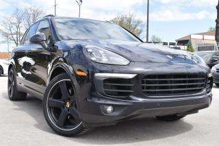 Used 2017 Porsche Cayenne S e-Hybrid Platinum Edition for sale in Oakville, ON