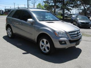 Used 2009 Mercedes-Benz M-Class 3.0L BlueTEC for sale in Toronto, ON