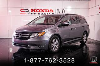 Used 2016 Honda Odyssey EX + MAGS + CAMERA + PROPRE + WOW! for sale in St-Basile-le-Grand, QC
