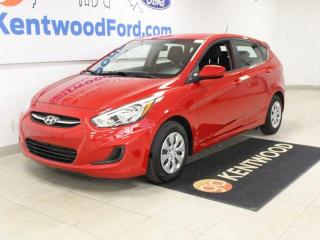 Used 2017 Hyundai Accent 3 MONTH DEFERRAL!! for sale in Edmonton, AB