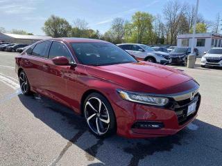 Used 2019 Honda Accord Sedan Sport 4dr FWD Sedan for sale in Brantford, ON