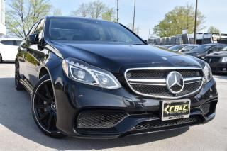 Used 2014 Mercedes-Benz E-Class E 63 AMG - 4Matic - Distronic Plus - No Accidents! for sale in Oakville, ON