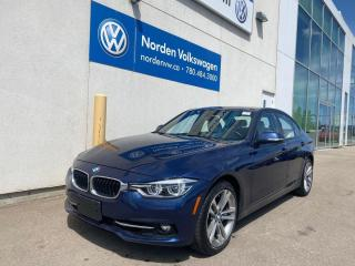 Used 2016 BMW 3 Series 328i xDrive AWD - LEATHER / NAVI / SUNROOF for sale in Edmonton, AB
