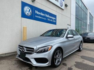 Used 2017 Mercedes-Benz C-Class C 300 4dr AWD 4MATIC Sedan for sale in Edmonton, AB