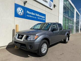 Used 2017 Nissan Frontier SV 4x4 Crew Cab 139.9 in. WB for sale in Edmonton, AB