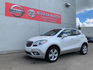 Used 2015 Buick Encore Convenience 4dr AWD Sport Utility Vehicle for sale in Edmonton, AB