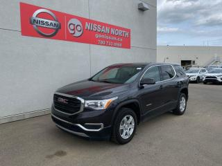 Used 2019 GMC Acadia SLE 4dr AWD Sport Utility Vehicle for sale in Edmonton, AB