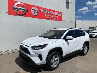 Used 2019 Toyota RAV4 LE 4dr AWD Sport Utility for sale in Edmonton, AB