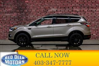 Used 2017 Ford Escape AWD SE Appearance Pkg. Nav BCam for sale in Red Deer, AB