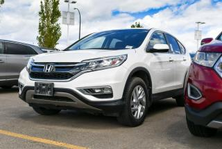 Used 2016 Honda CR-V EX AWD for sale in Red Deer, AB