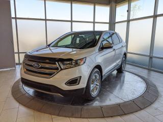 Used 2017 Ford Edge SEL - One Owner! Accident Free Carfax! for sale in Edmonton, AB