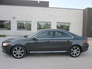 Used 2012 Volvo S80 T6 Platinum for sale in Winnipeg, MB