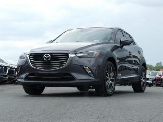 Used 2018 Mazda CX-3 GT / AWD / TOIT OUVRANT for sale in St-Georges, QC