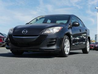 Used 2010 Mazda MAZDA3 GX / AUTOMATQUE for sale in St-Georges, QC