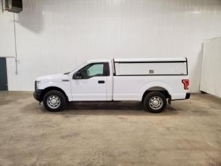Used 2017 Ford F-150 XL 8-ft. Bed 2WD for sale in Dundurn, SK
