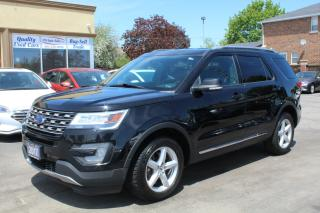Used 2017 Ford Explorer XLT AWD for sale in Brampton, ON