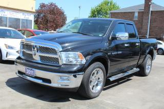 Used 2011 RAM 1500 Laramie for sale in Brampton, ON