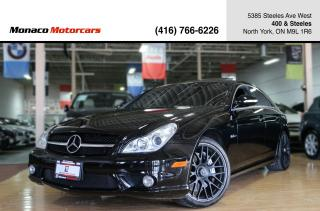Used 2007 Mercedes-Benz CLS-Class CLS63 AMG - PUSHSTART|NAVIGATION|SUNROOF for sale in North York, ON