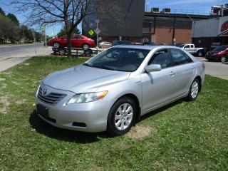 Used 2009 Toyota Camry HYBRID ~ SUNROOF ~ SAFETY INCLUDED for sale in Toronto, ON
