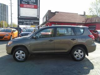Used 2010 Toyota RAV4 Base/ NO ACCIDENT/ LOW KM / CERTIFIED /MINT / A/C for sale in Scarborough, ON