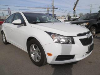 Used 2014 Chevrolet Cruze LT for sale in Brampton, ON