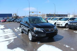 Used 2010 Lexus RX 350 Touring Pkg for sale in Calgary, AB