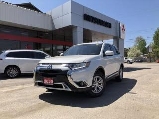 Used 2020 Mitsubishi Outlander ES for sale in North Bay, ON