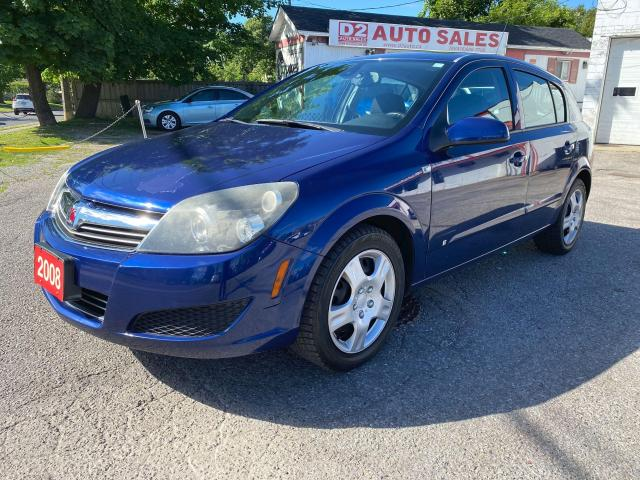 2008 Saturn Astra XE/Automatic/Heated Seats/4 Cylinder/Certified