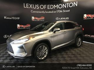 New 2020 Lexus RX 350 Executive Package for sale in Edmonton, AB