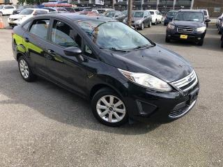 Used 2011 Ford Fiesta SE for sale in Vancouver, BC
