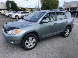 Used 2008 Toyota RAV4 BASE for sale in Vancouver, BC