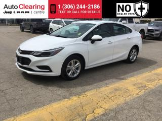 Used 2017 Chevrolet Cruze for sale in Saskatoon, SK