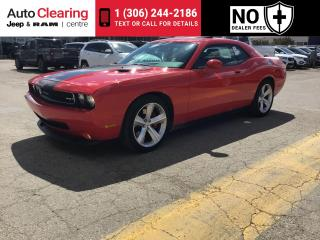 Used 2009 Dodge Challenger SRT8 for sale in Saskatoon, SK