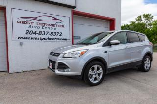 Used 2014 Ford Escape 4WD SE **ONLY 27,500 KMS** Bluetooth for sale in Winnipeg, MB