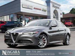 Used 2017 Alfa Romeo Giulia TI for sale in Niagara Falls, ON