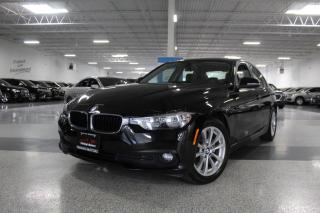 Used 2016 BMW 3 Series 320i xDRIVE I LEATHER HEATED SEATS I PUSH START I BT for sale in Mississauga, ON