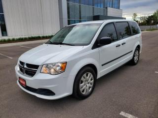 Used 2016 Dodge Grand Caravan 4DR WGN for sale in Mississauga, ON